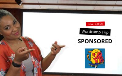 How I got my trip as a WordCamp Speaker Sponsored